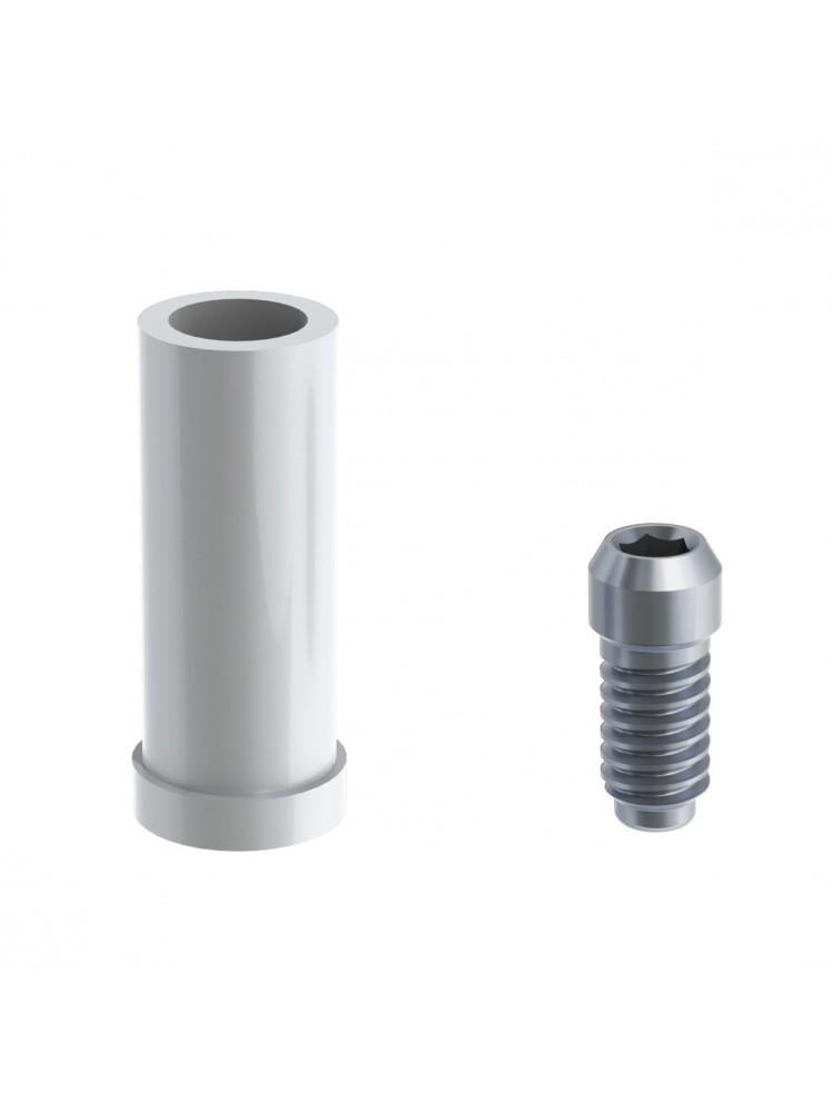 Gaine calcinable conique 3.4 compatible In-Kone®