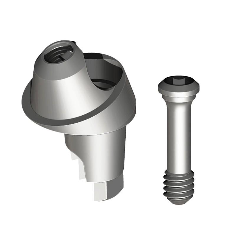 Pilier multi angulé 17° et 30° compatible In-Kone®