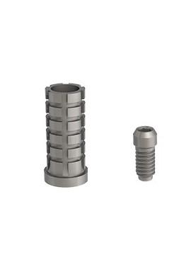 4.3 temporary titanium...