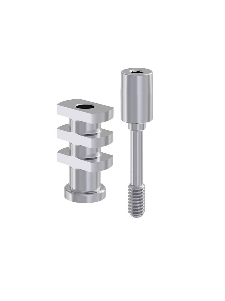 Transfert pour pilier conique 4.3 compatible In-Kone®