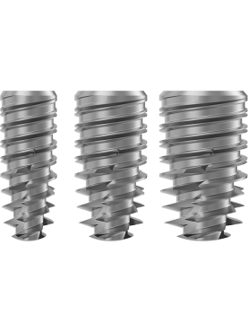 Implants LIKE I connectiques compatibles In-Kone® - ∅ 4mm