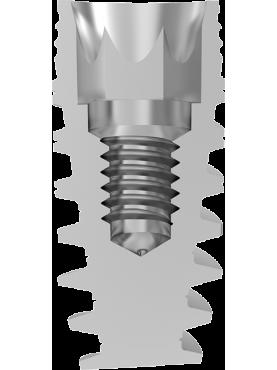 Implant LIKE A connectique  compatible NobelActive™ - RP (∅ 4.3mm)